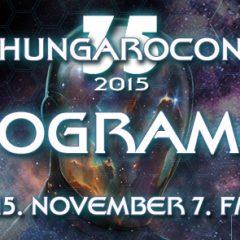 35. Hungarocon programok