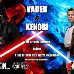 Vader vs. Kenobi a HungaroConon!